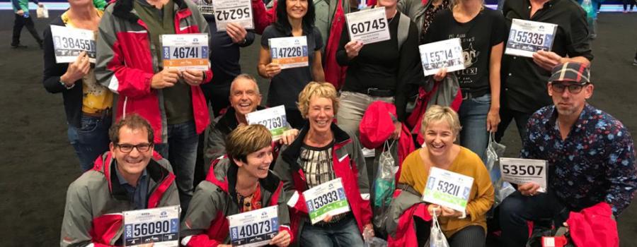 Verslag New York City Marathon 2019 Door Klaske Portena