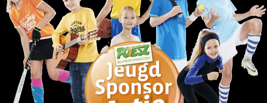 Poiesz Jeugd Sponsor Actie 2021; Steun De Jeugdafdeling Van AV Horror!